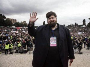 """Mario Adinolfi: """"La lobby gay è il vero problema della Chiesa, non la pedofilia"""""""