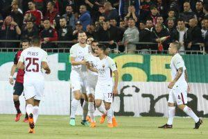 Cagliari-Roma 0-1 highlights più pagelle, Under gol da terzo posto