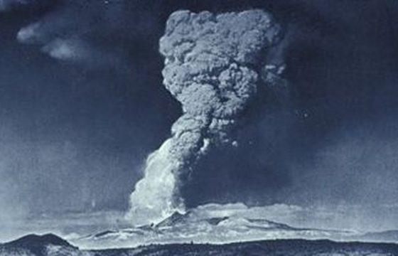 Vulcano ricoprì tutta la California di cenere 100 anni fa