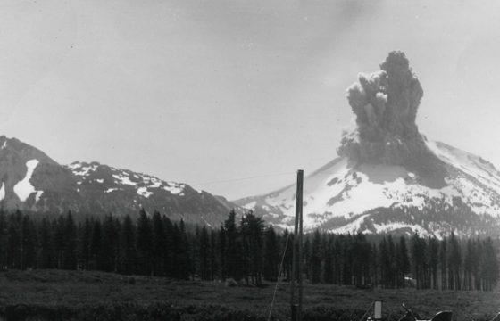Vulcano ricoprì tutta la California di cenere 100 anni fa: per gli esperti torna il rischio