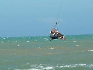Christian Pesavento morto facendo kitesurf in Brasile