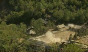 Corea del Nord sito nucleare
