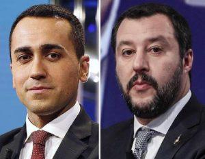 Di Maio, Salvini e i 600 eletti M5S e Lega mettano i loro risparmi in Bot e Btp. O no?