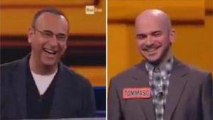 L'Eredità, la risposta del concorrente fa ridere Carlo Conti