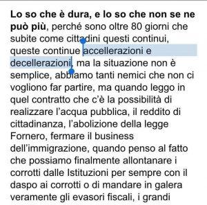 Luigi Di Maio, nuovo scivolone grammaticale: 3 errori in un post