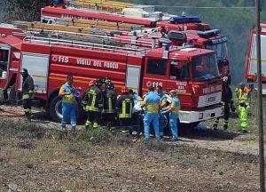 Torremaggiore (Foggia), esplosione fabbrica fuochi d'artificio: ferito Giuseppe Parente