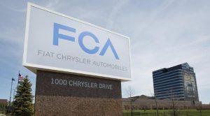 Fca richiama milioni di veicoli negli Usa