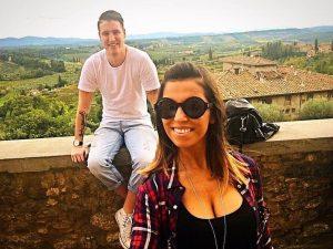 """Federico Zini-Elisa Amato, quando il calciatore scriveva su Facebook: """"Avrò cura di te..."""""""