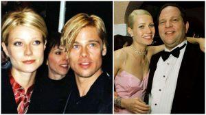 Gwyneth Paltrow, Brad Pitt eroico contro Weintein