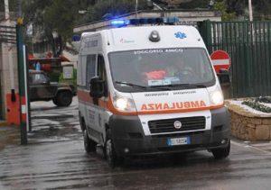 Ancona, tir tampona tir. Un conducente scende e viene investito e ucciso da una macchina (foto d'archivio Ansa)
