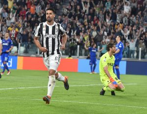 juventus-bologna 3-1 highlights pagelle (foto Ansa)