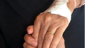 Mara Venier, il marito Nicola Carraro operato. Il post su Instagram