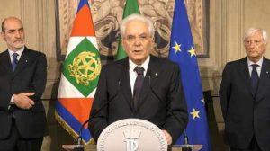 Mattarella e il no a Savona ministro: dottrina costituzionale e precedenti