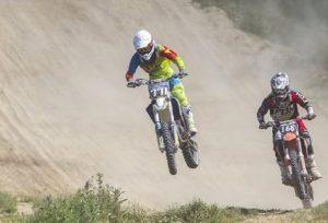 Bryan Toccaceli, grave incidente per il campione di motocross