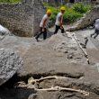 Scavi di Pompei, trovato un'altra vittima del Vesuvio