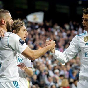 Real Madrid-Bayern Monaco 2-2 highlights e pagelle, Benzema decisivo