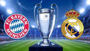 Real Madrid-Bayern Monaco diretta, highlights, pagelle