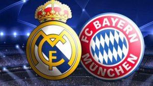 Real Madrid-Bayern Monaco streaming-diretta tv, dove vederla