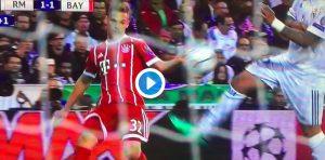 Real Madrid-Bayern Monaco, video moviola: due rigori negati ai tedeschi
