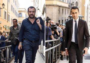 """Governo Lega-M5s, Di Maio ultima proposta: """"Spostiamo Savona"""". Cottarelli e Mattarella aspettano"""