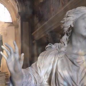 Santa Bibiana, la statua del Bernini col dito staccato: mutilazione dopo il ritorno dal prestito
