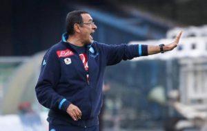 Maurizio Sarri verso il Chelsea, sta già studiando l'inglese