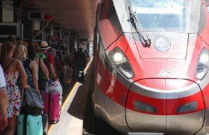 Sciopero treni 26 e 27 maggio Trenitalia, Italo e Trenord: orari, treni garantiti e fasce garantite (foto Ansa)