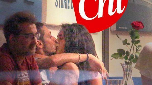 Valentino Rossi, bacio