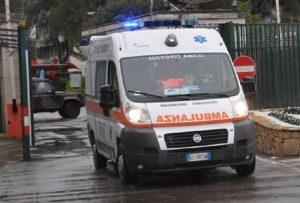 Sarego (Vicenza), bimba di tre anni cade dal terrazzo: è grave (foto d'archivio Ansa)
