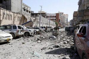 Houthi lanciano missili su Ryiad, capitale della Arabia Saudita