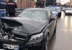 incidenti auto giocatori
