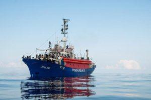 nave lifeline migranti