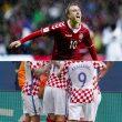Croazia-Danimarca streaming e diretta tv, dove vederla (Ansa)