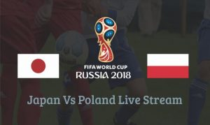 Giappone-Polonia streaming e diretta tv, dove vederla (Mondiali 2018)