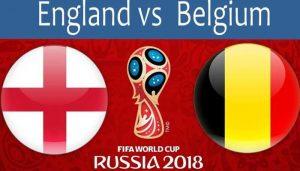 Inghilterra-Belgio streaming e diretta tv, dove vederla (Mondiali 2018)