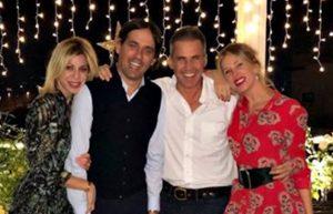 Simone Inzaghi sposa Gaia Lucariello: Alessia Marcuzzi è la testimone