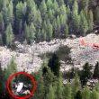 Dolomiti, aereo turismo precipita in zona Monte Croce