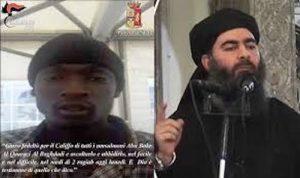"""Isis, arrestato a Napoli Sillah Osman: """"Voleva commettere un attentato"""""""