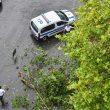 Roma, grosso ramo cade in via Leone IV: paura a Prati FOTO