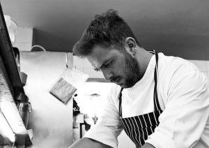 Lo chef Alessandro Narducci