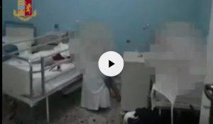 Anziane abbandonate di notte in casa di cura: una si alza e resta per ore a terra. Arrestato il titolare