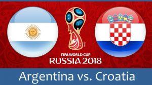 Argentina-Croazia streaming-diretta tv, dove vederla