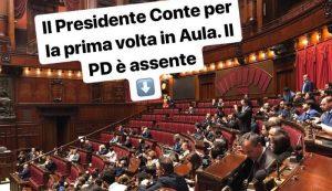 """Gaffe deputato M5S Francesco Berti: """"Pd assente per la fiducia"""". Ma si votava al Senato"""