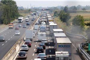 Lavori in autostrada: gli orari e i percorsi alternativi