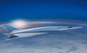 Boeing, aereo ipersonico: in 2 ore da Londra a New York