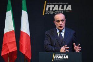 Alberto Bonisoli, bocconiano direttore della Naba, ministro dei Beni culturali e del turismo