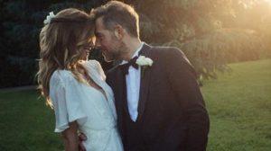 Daniele Bossari e Filippa Lagerback, nozze da favola gratis. Ecco perché