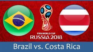 Brasile-Costa Rica streaming-diretta tv, dove vederla