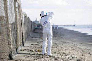 Messina, trovato cadavere di una donna sulla spiaggia di Spadafora (foto d'archivio Ansa)