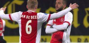Calciomercato Roma, altro colpo dall'Ajax: HakimZiyech arrivo